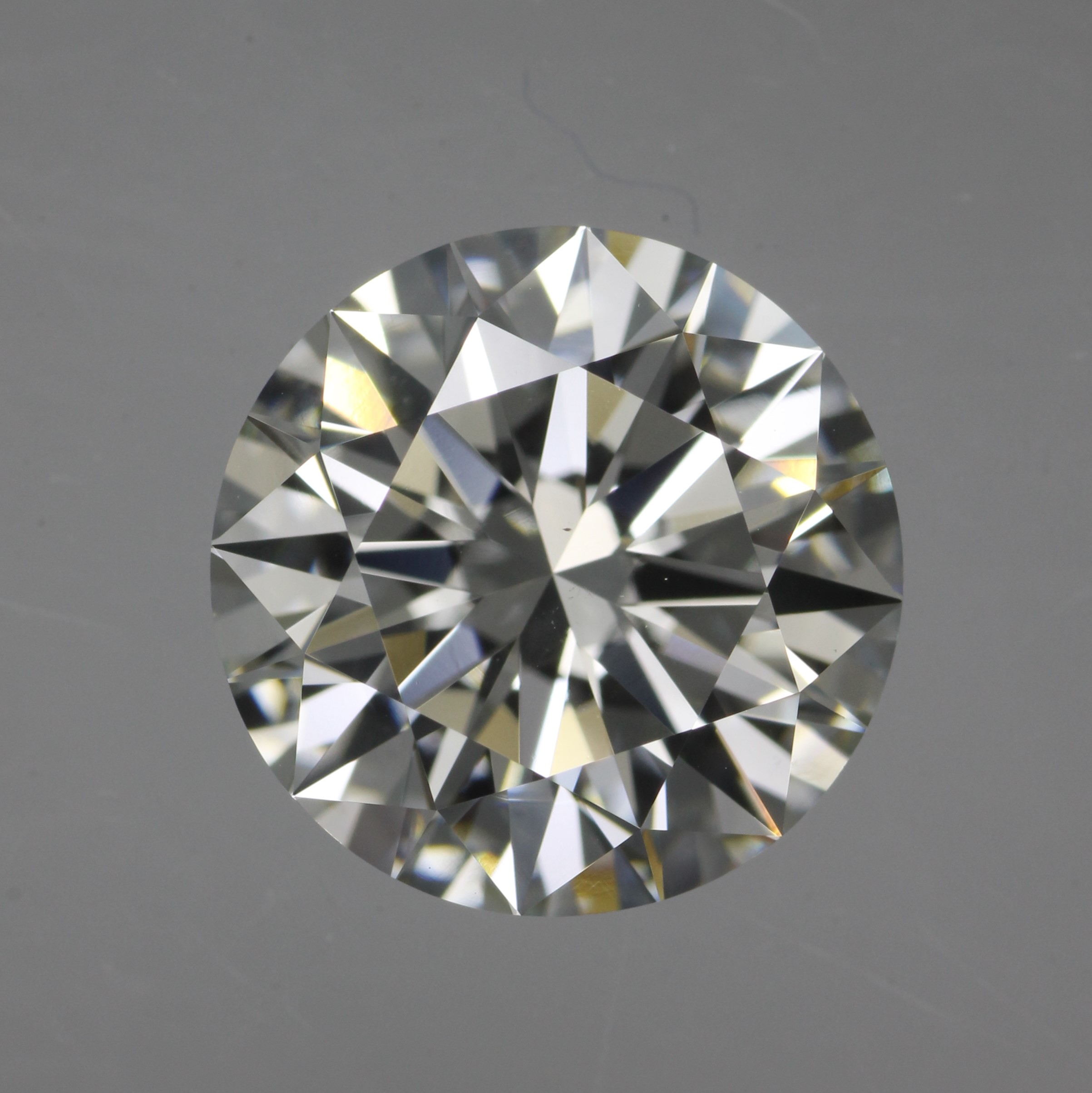 gia diamond brilliant ct original affinity real certified carat cut round fluorescence diamonds image h faint