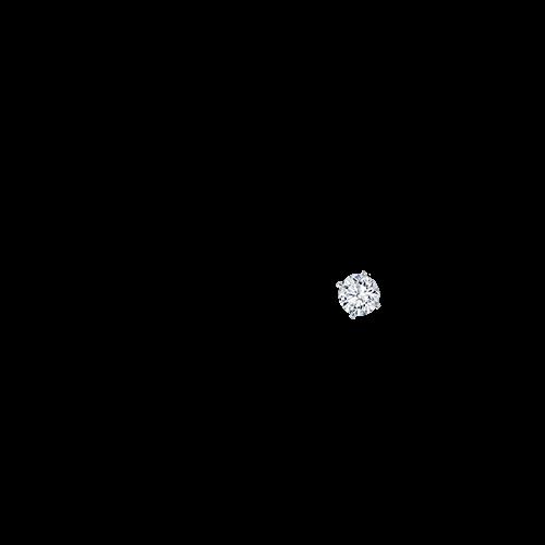 0.21 ct. Round E VVS1