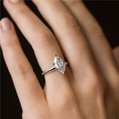 Classic Solitaire Setting (3mm)
