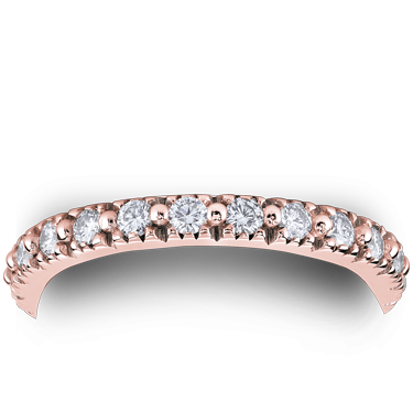 Pave Set 3/4 cttw Diamond Eternity Band