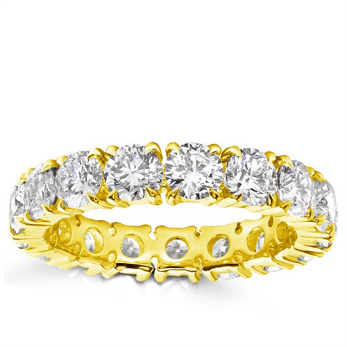 Claw Prong 3 cttw Diamond Eternity Band