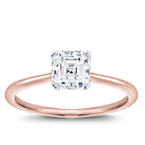 Dainty Solitaire Engagement Setting | R3046
