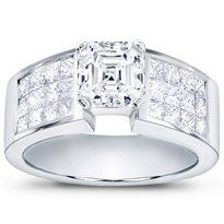 3-Row Invisible Set Engagement Setting | R2471