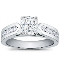 1/2 Ct. Tw. Channel-Set Engagement Setting | R2786