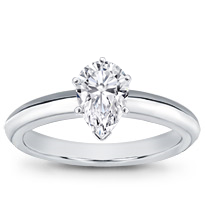 Knife Edge Solitaire Setting | R2739