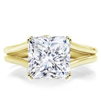 Split Shank Engagement Ring Setting | R3051