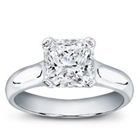 Basket Solitaire For Square Diamond | R2925